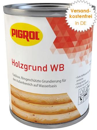 Pigrol Holzgrund Wb Holzgrundierung Farben Hornauer Bamberg