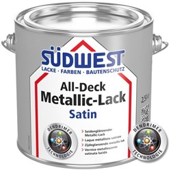 Bild von SÜDWEST All-Deck Metallic-Lack Satin