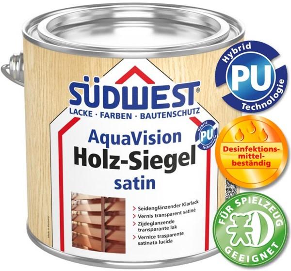 SÜDWEST Holz-Siegel