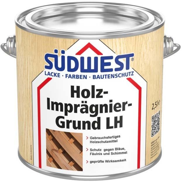 SÜDWEST Holz-Imprägniergrund