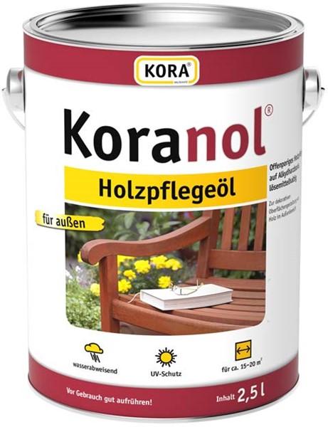 Koranol HolzPflegeöl mit UV-Schutz